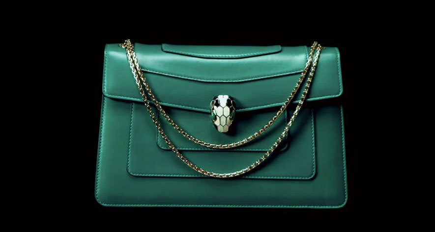 Bulgari Accessories Serpenti Bag