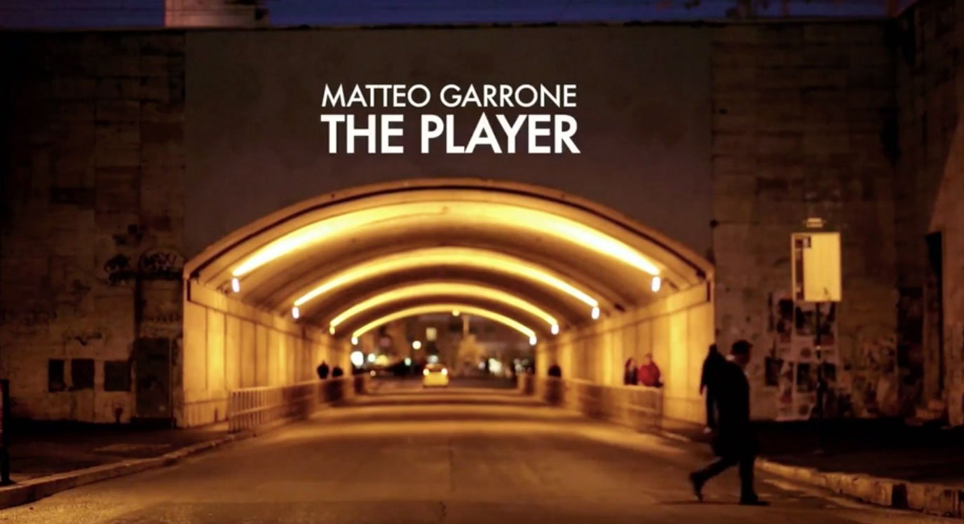 Nowness – Matteo Garrone ' The Player'