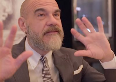 Fashion Insiders: Giampiero Bodino