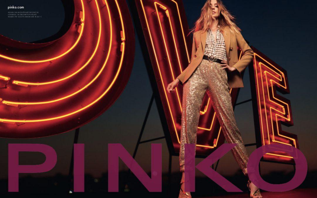Pinko Campaign A/W 2020/21