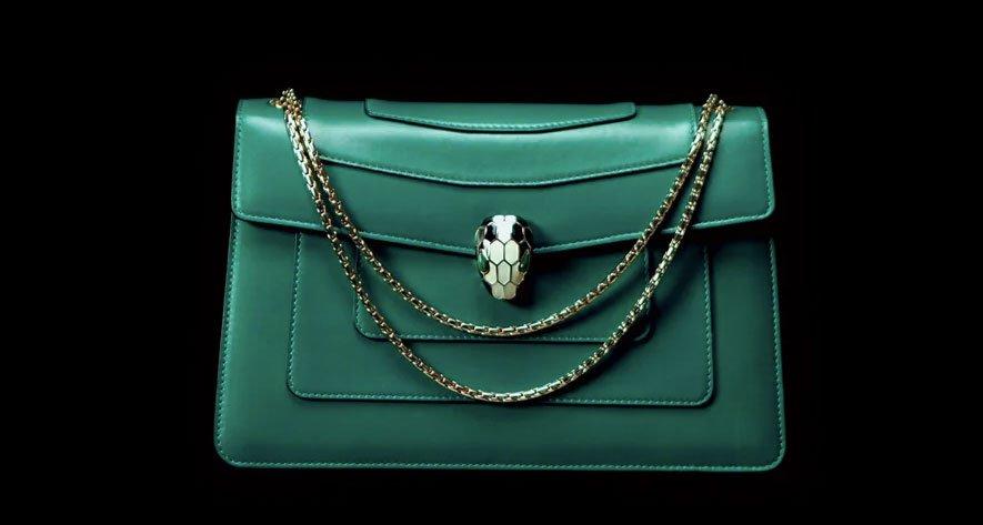 Bulgari Accessories Serpenti Bag